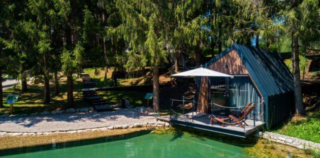Plitvice Holiday Resort Lake House Kroatien