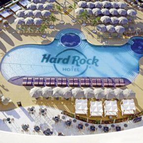 Luxus auf Teneriffa: 7 Tage im TOP 5* Hard Rock Hotel inkl. Frühstück, Flug & Transfer für 849€