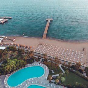 Türkei All Inclusive Urlaub: 7 Tage im TOP 5* Hotel in Side mit Flug & Transfer nur 556€