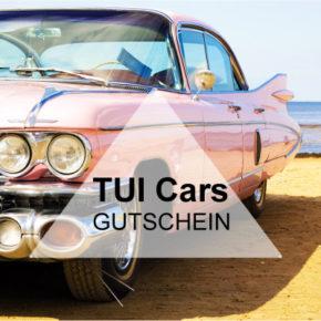 TUI Cars Gutschein: [v_value] Rabatt auf alle Buchungen von Mietwagen