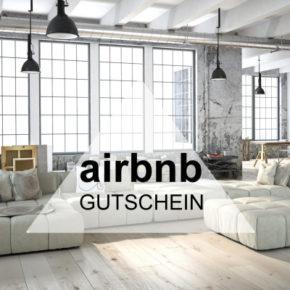 Airbnb Gutschein: [v_value] Rabatt bei der Buchung einer Unterkunft sichern