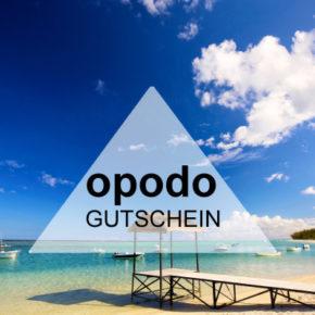 Opodo Gutschein: Spart bis zu [v_value] auf Eure Reisebuchung