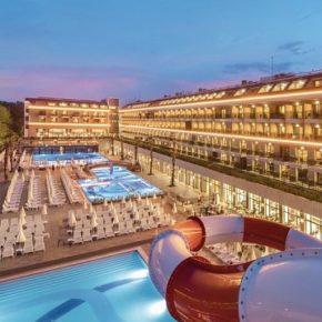 All Inclusive in der Türkei: 7 Tage im TOP 5* Hotel mit Flug & Transfer nur 529€