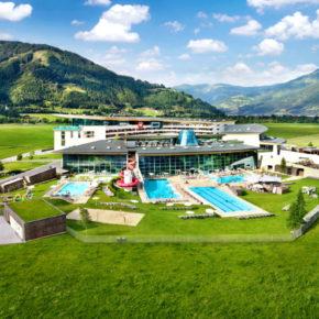 Wellnesstraum in den Alpen: 2 Tage im TOP 4.5* Tauern Spa inkl. Halbpension ab 129€