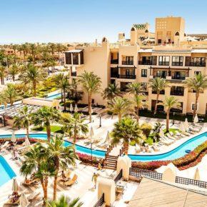 Luxusurlaub in Ägypten: 7 Tage Hurghada im TOP 5* Hotel mit All Inclusive, Flug & Transfer nur 644€