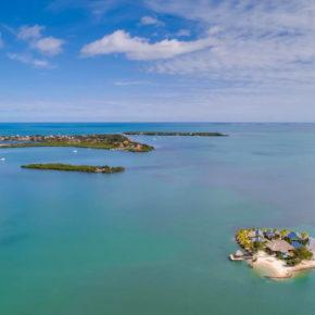 Traumurlaub in der Karibik: 8 Tage auf Privatinsel mit Personal für 1.252€