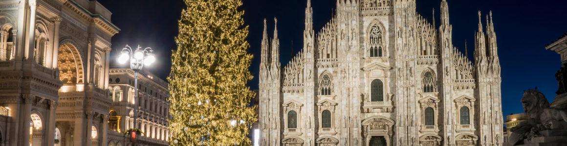 Weihnachtsshopping in Milano: 3 Tage übers WE inkl. 4* Hotel & Flug nur 87€