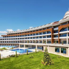 Club-Urlaub in der Türkei: 1 Woche im 4* TUI Magic Life mit All Inclusive, Flug, Transfer & Zug nur 463€