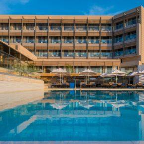 Kreta: 7 Tage im 5* Beach Hotel mit All Inclusive, Flug & Transfer für 573€